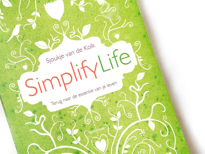 simplify-life-boek